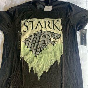 Game of Thrones House Stark T-shirt